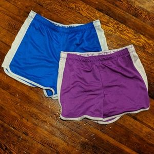 Justice activewear shorts